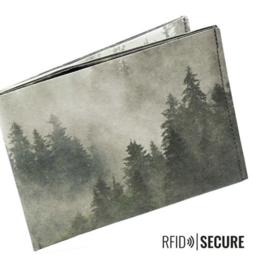 Paprcuts Portemonaie RFID Foggy Morning