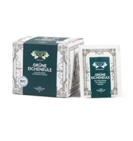 Goba Grüne Eicheneule Tee BIO