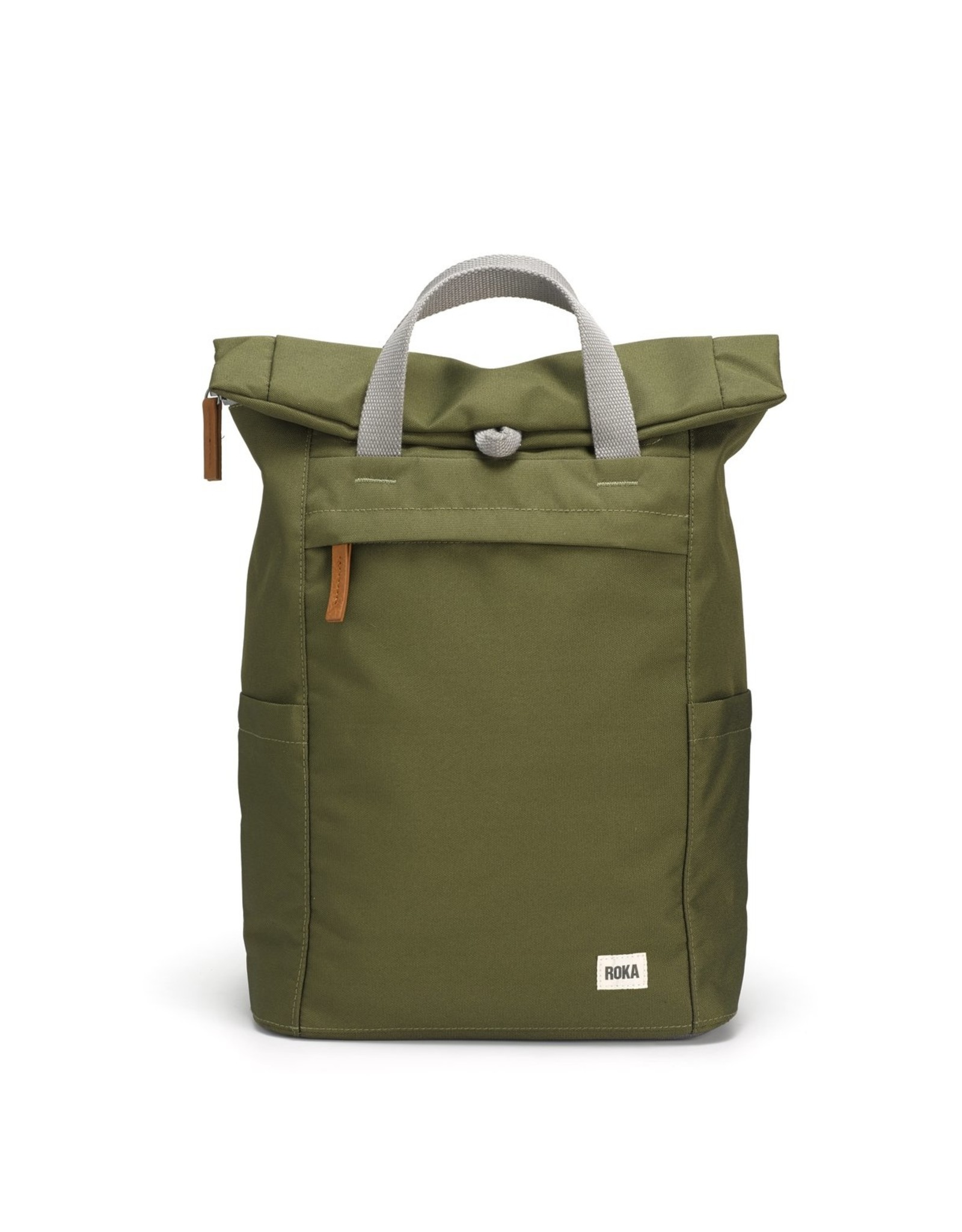 ROKA London Finchley A medium Sustainale Moss  12-15 recycled bottles