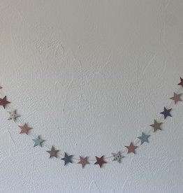 Girlande Sterne klein
