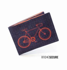 Paprcuts Portemonaie RFID Bike