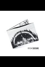 Paprcuts Portemonaie RFID Midnight Forest Tyvek