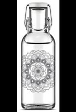 Flasche Mandala 0.6L Laborglas / Hitzebe.