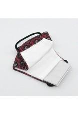 Rothorn 3-lagig mit Filterfach und Nasenbügel 100% Baumwolle