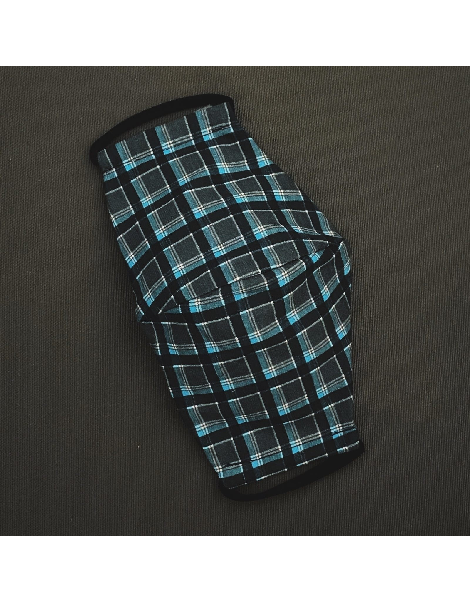 Dufour 3-lagig mit Filterfach und Nasenbügel 100% Baumwolle