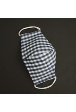 Riederalp 3-lagig mit Filterfach und Nasenbügel 100% Baumwolle