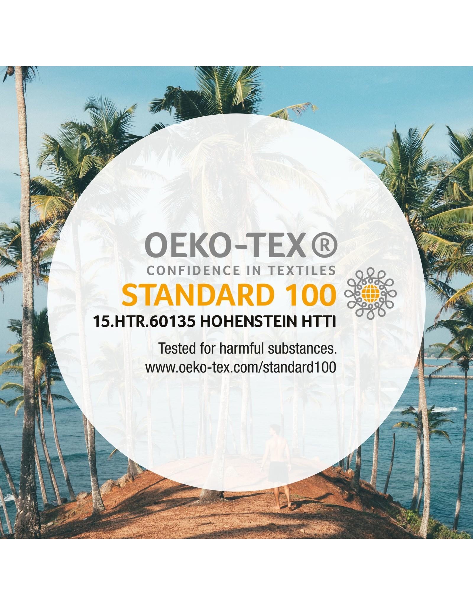 Towel to go Bali blau/grün 100%BW oeko tex