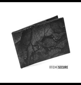Paprcuts Portemonaie RFID Black Lava