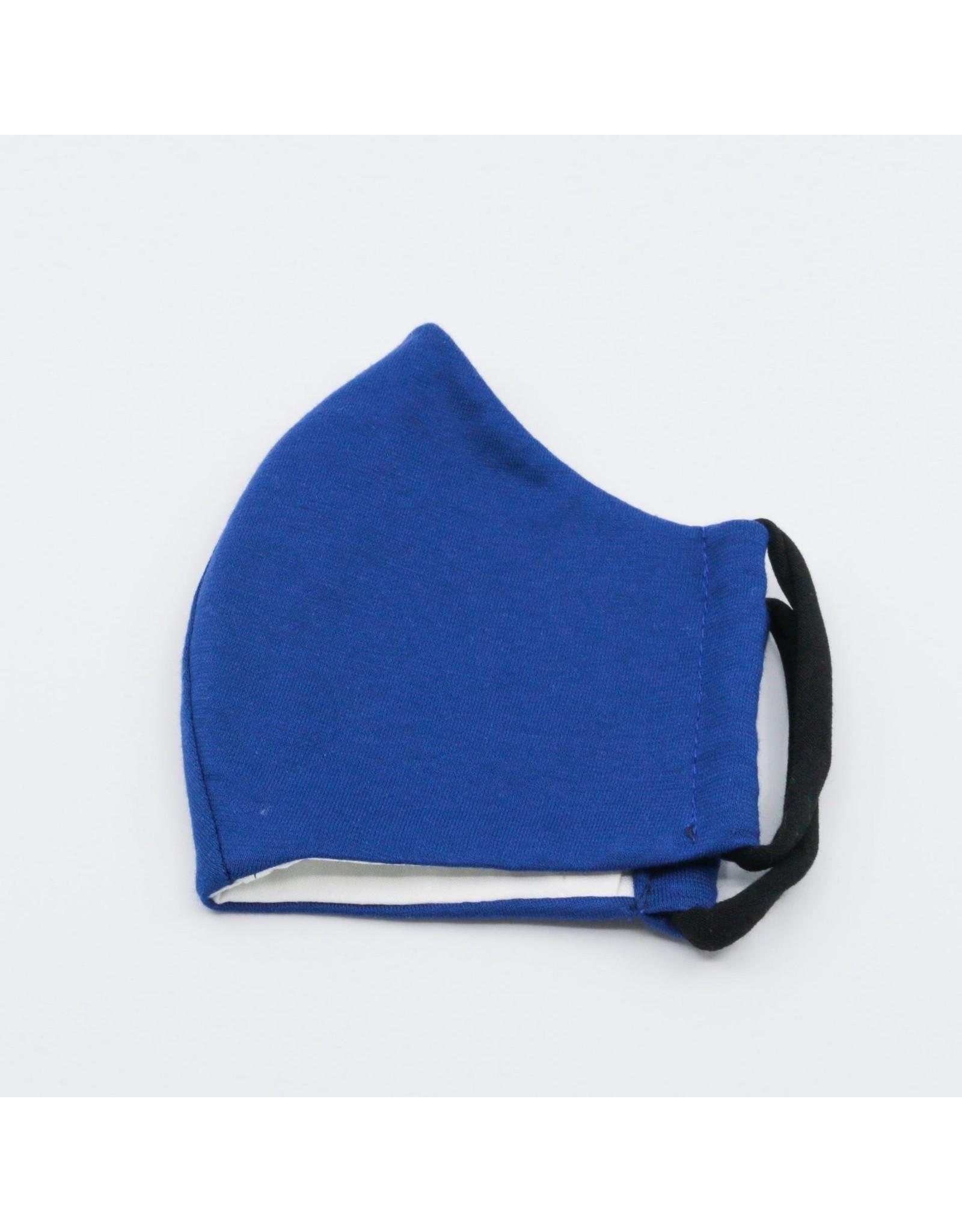 Aletsch 3Lagig d-blau 100% Baumwolle
