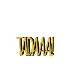 TADAAA!