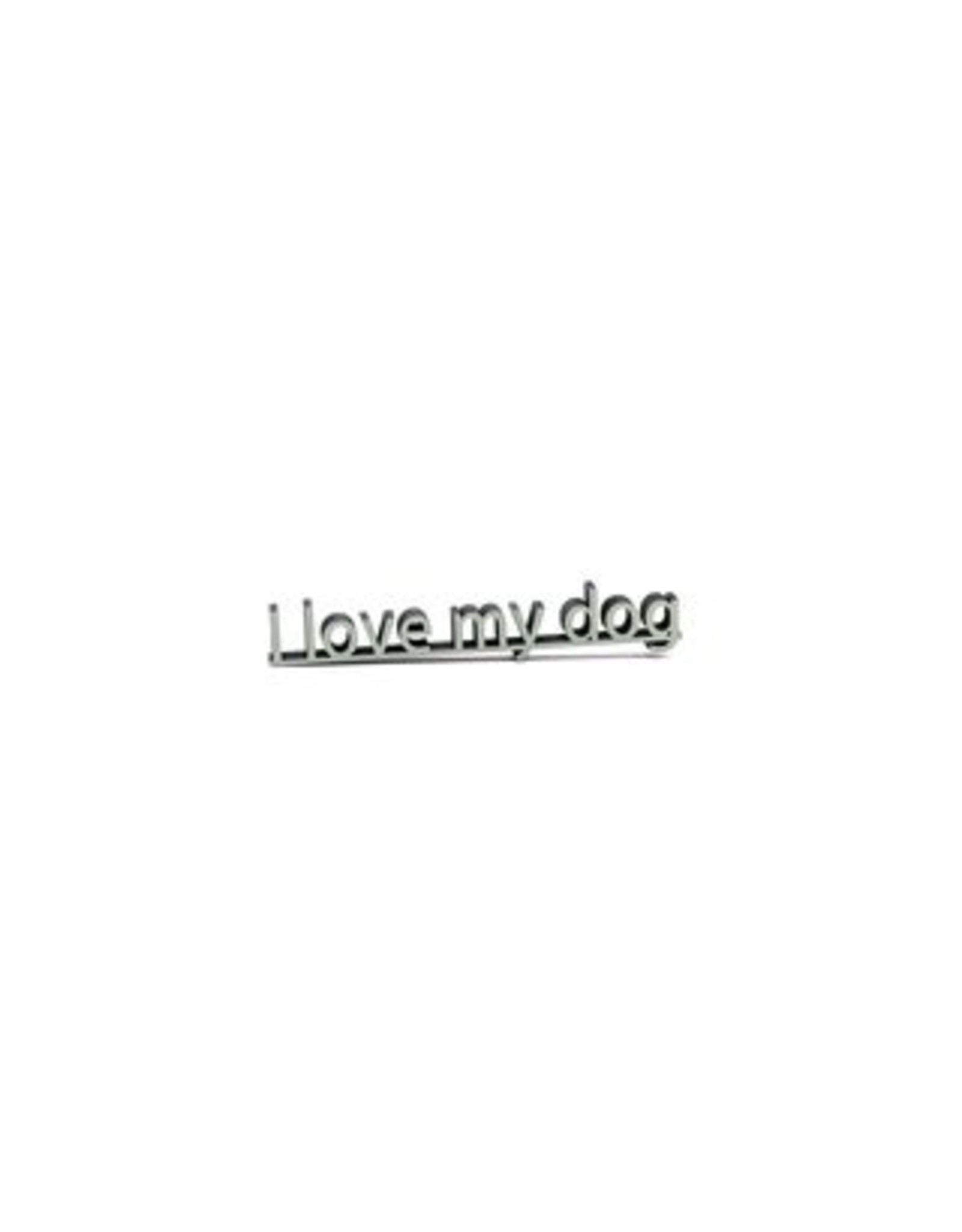 I love my dog MDF 8mm