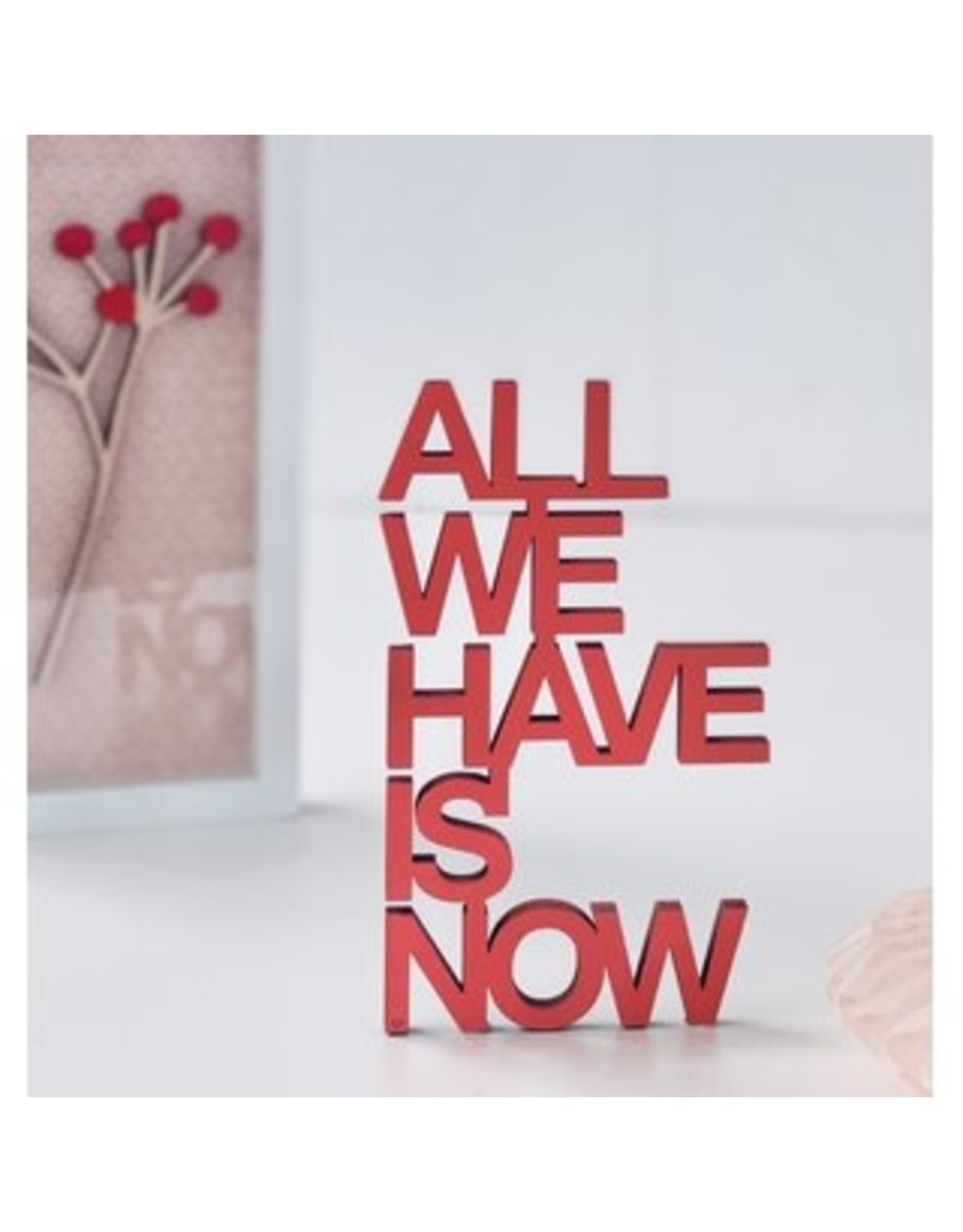 All we have is now MDF 8mm