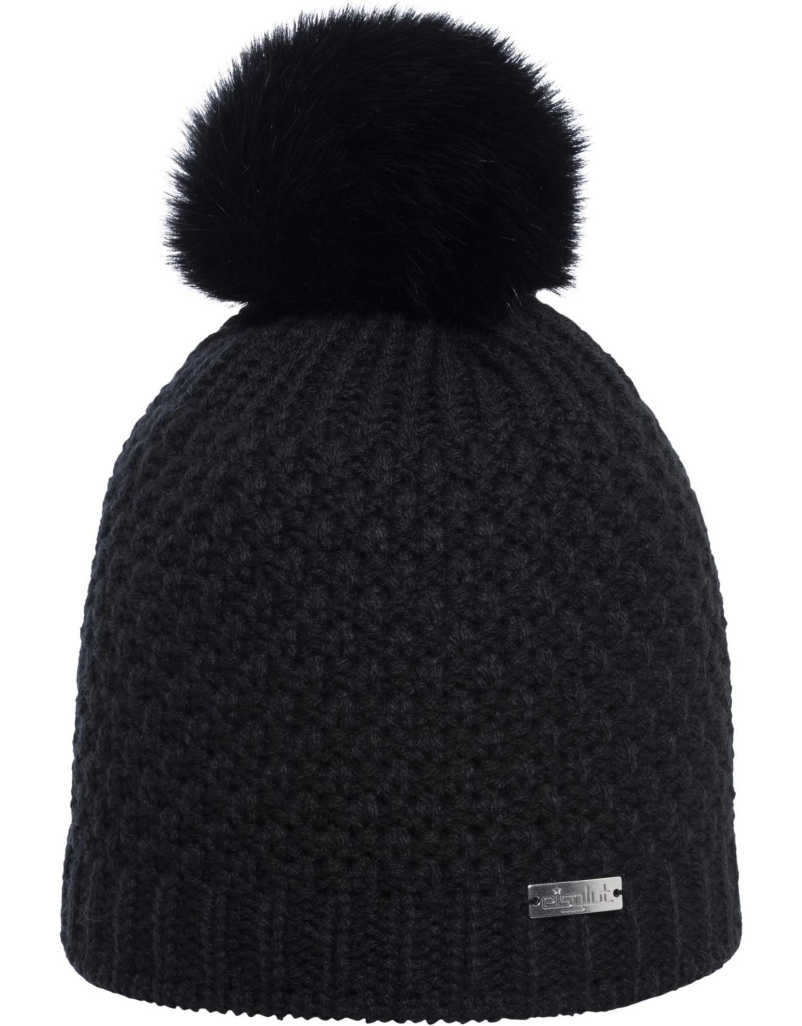 Eisglut Lillya Mütze schwarz