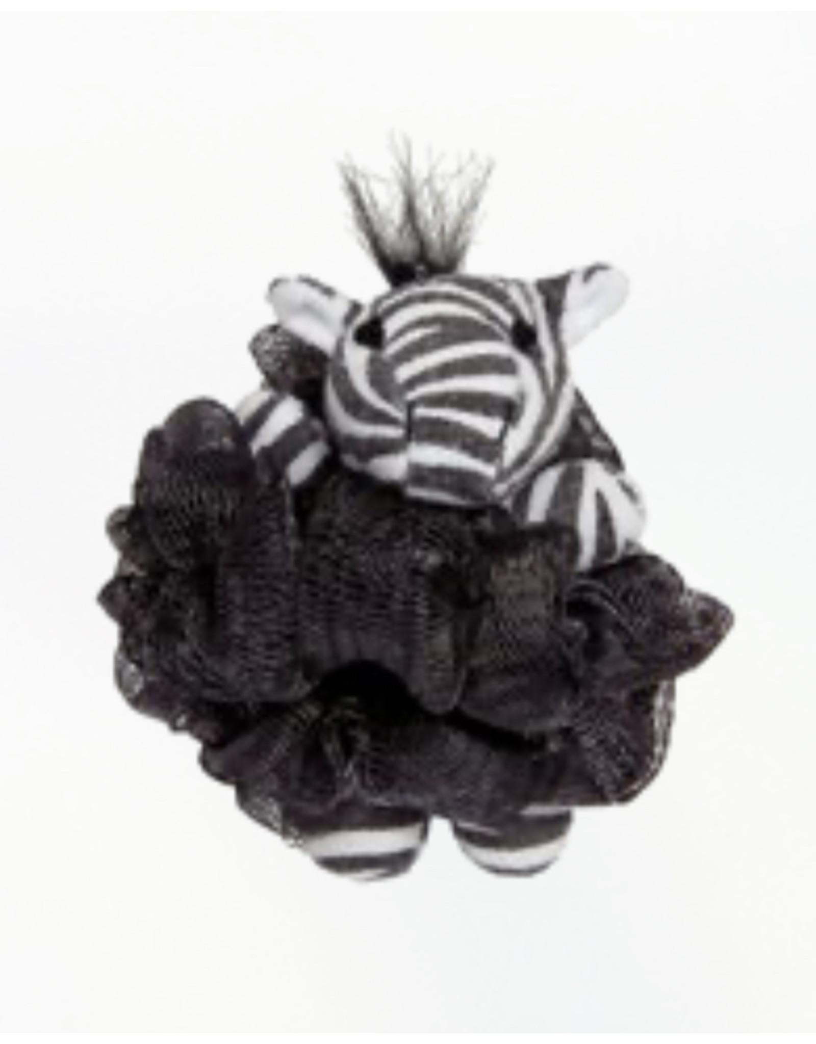 Tüllschwamm Zebra