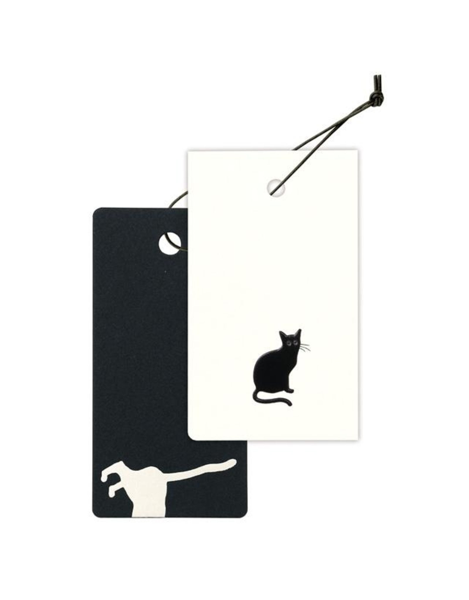 Cashico Tag Mini Card&Cover cat
