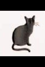TätTat Cashico Tag Mini Card&Cover cat