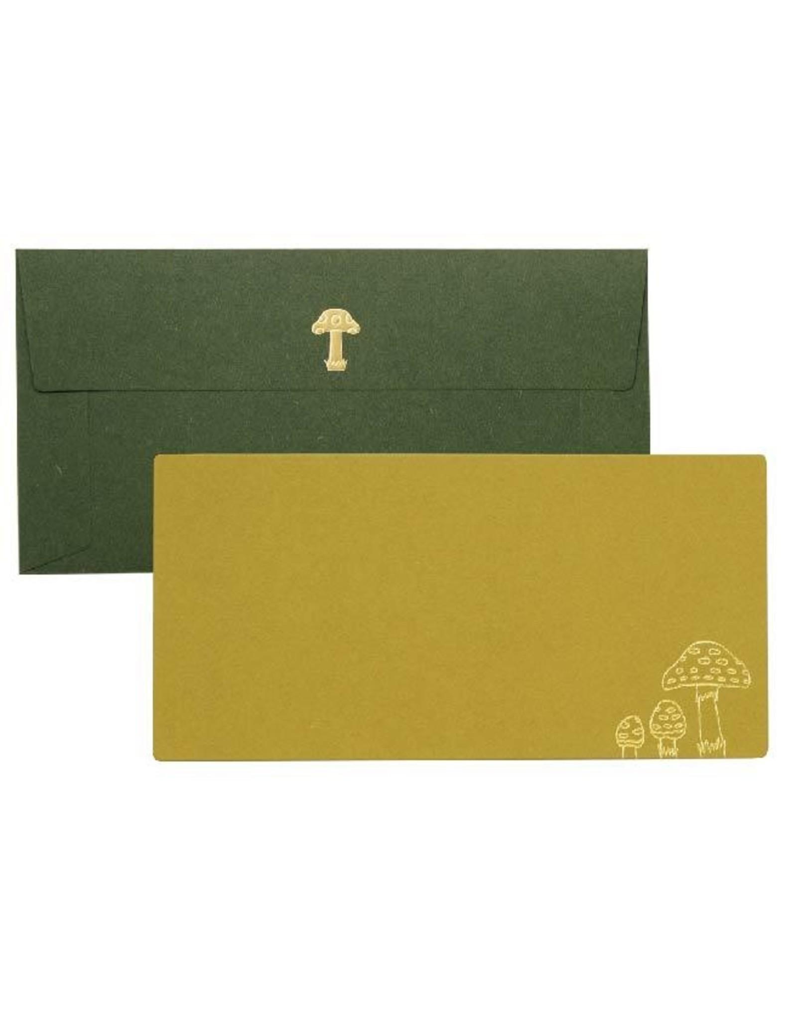 TätTat Cashico Card mushroom