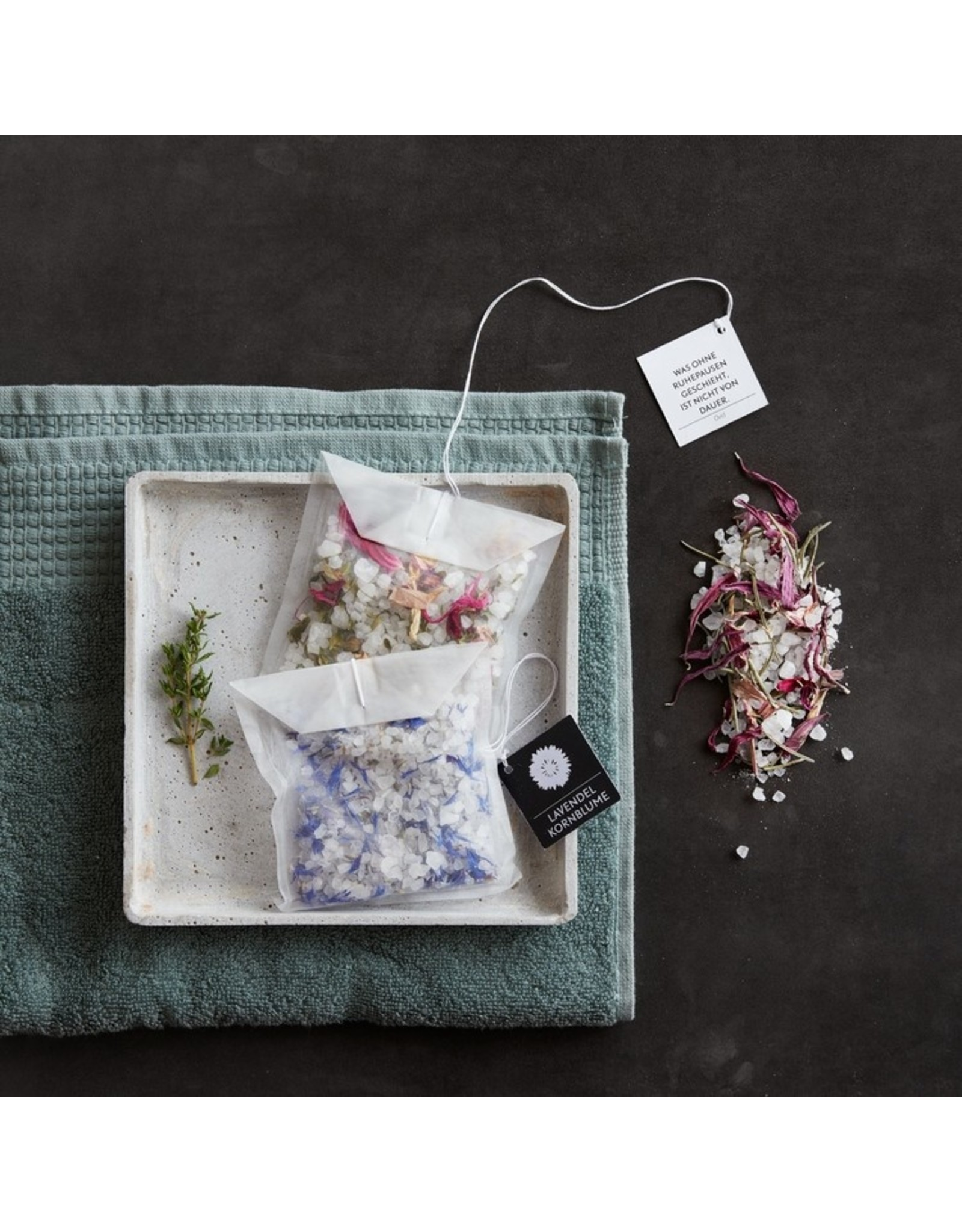 Fidea design Fleurs de Bain Lavendel & Kornblume