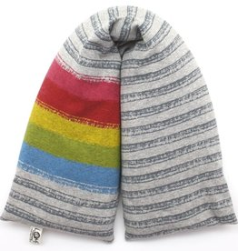 Nackenrolle Wuzi Regenbogen Waschbar