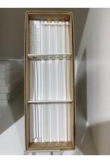 Geschenkset Röhrli 4erSet plus Bürste Laborglas / Hitzebe.