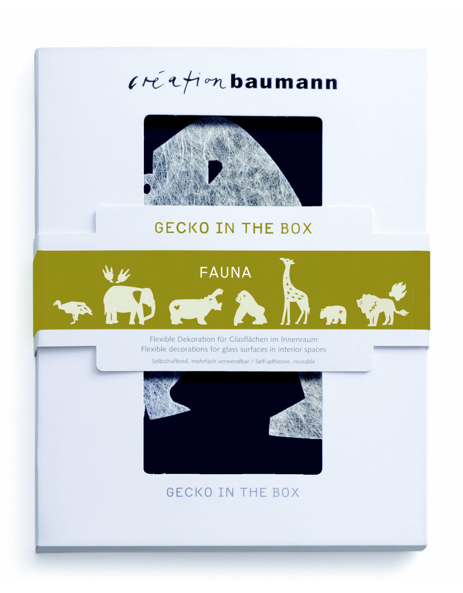 Creation Baumann Gecko in the Box  Fauna