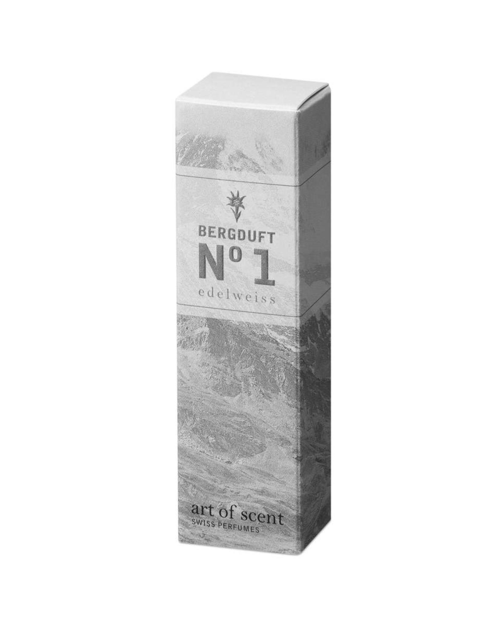 Bergduft Eau de Parfum Rollon N° 1 Edelweisstoff