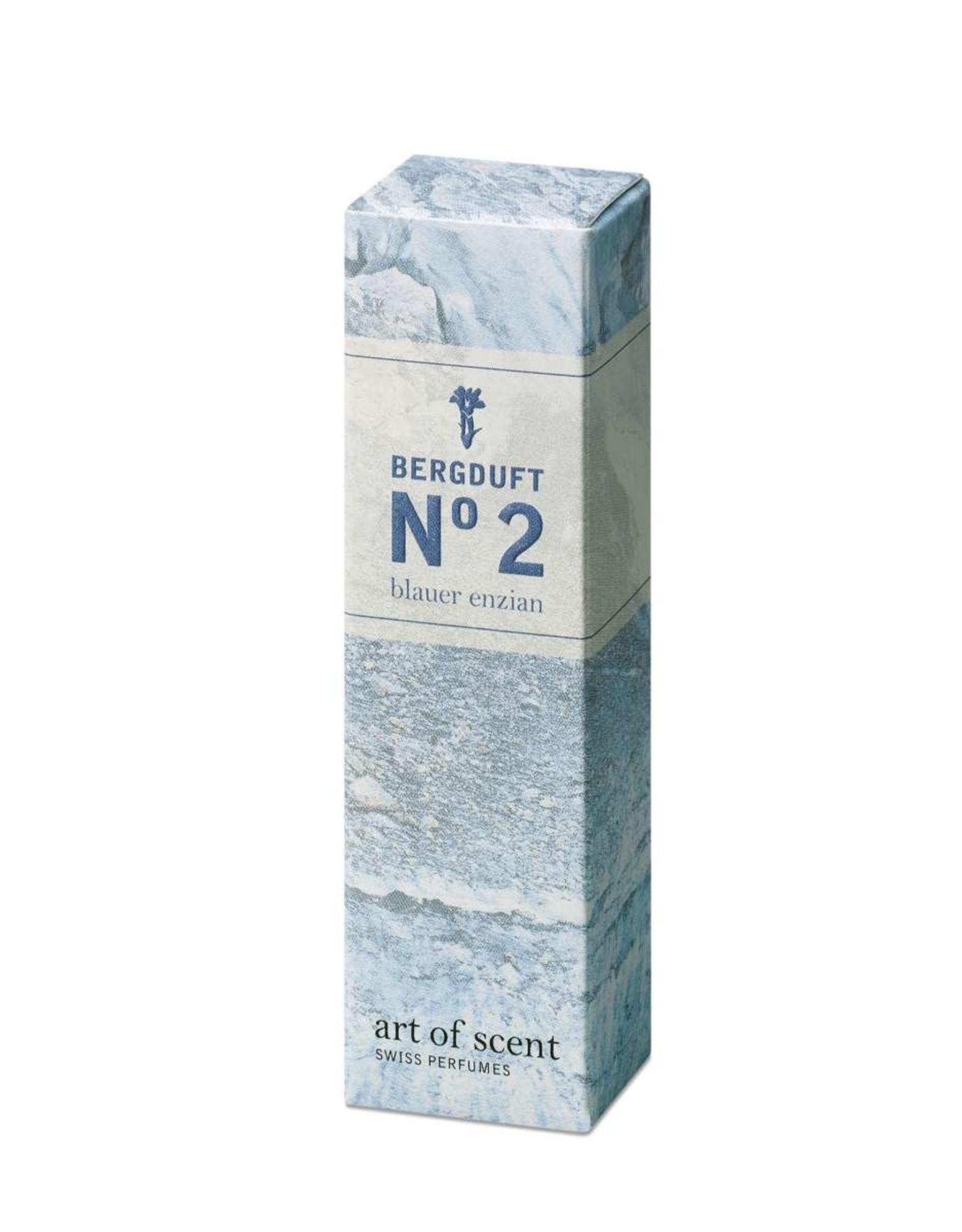 Bergduft Eau de Parfum Rollon N° 2 Blauer Enzian