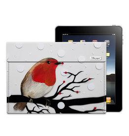 I like Paper ROTKEHLCHEN Tyvek® iPad Case mini
