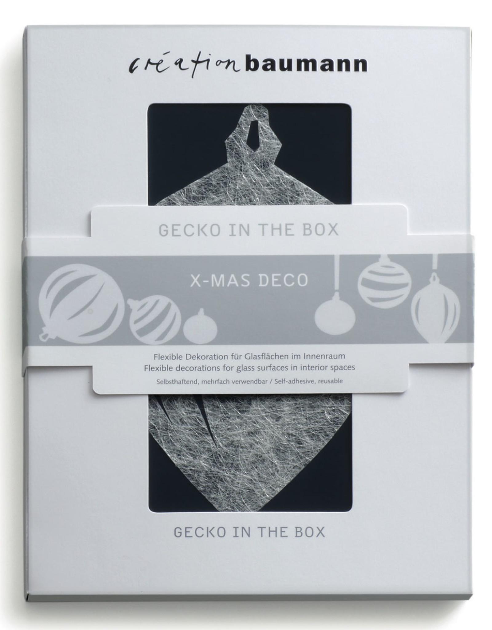 Gecko in the Box  X-Mas Deco
