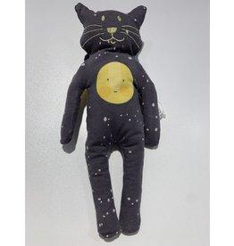 Katze Felis Mond waschbar