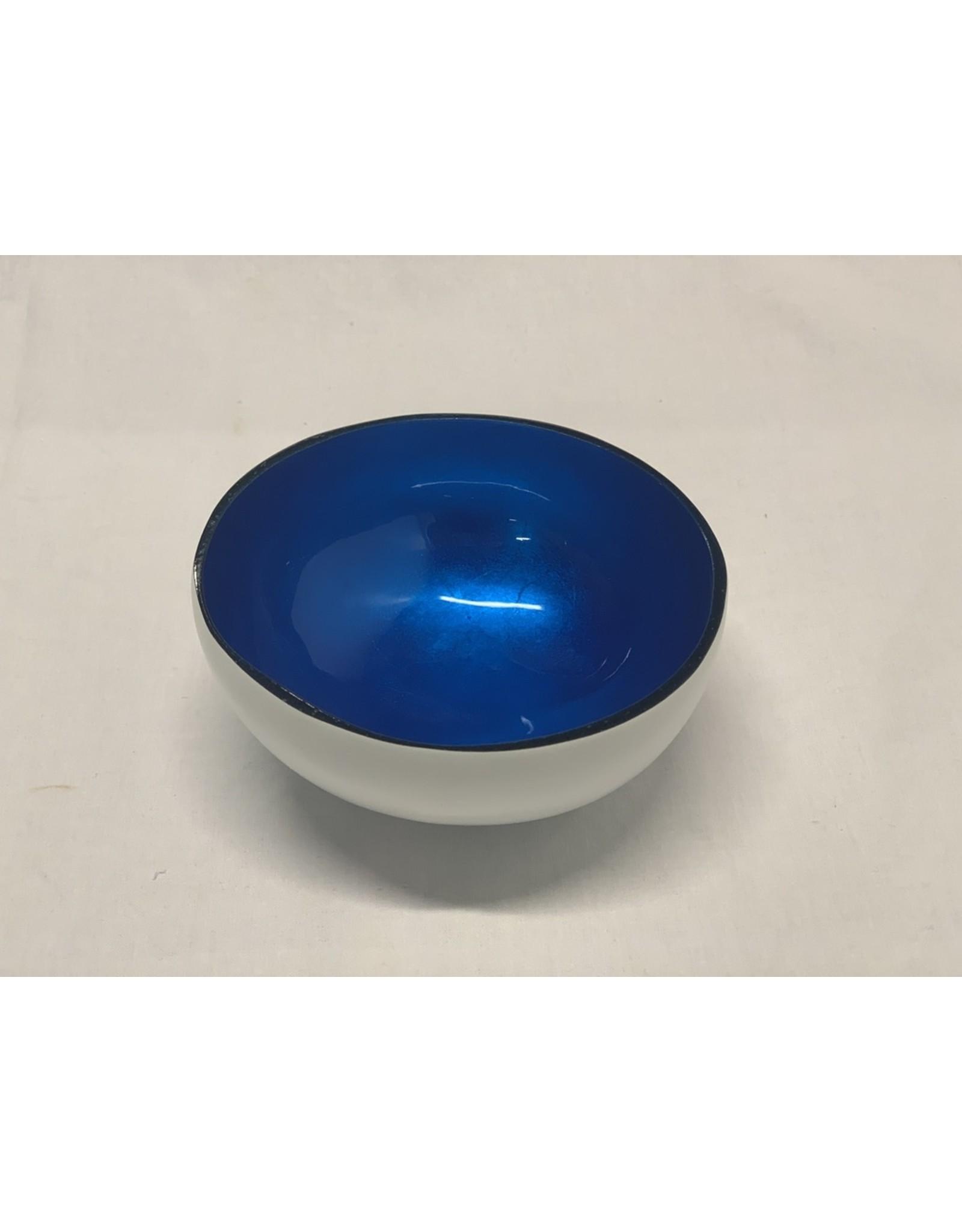 sense&purpose Cocosnuss weiss/blau Cocosnussschale