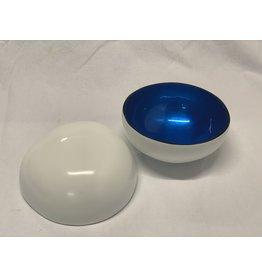sense&purpose Cocosnuss weiss/blau
