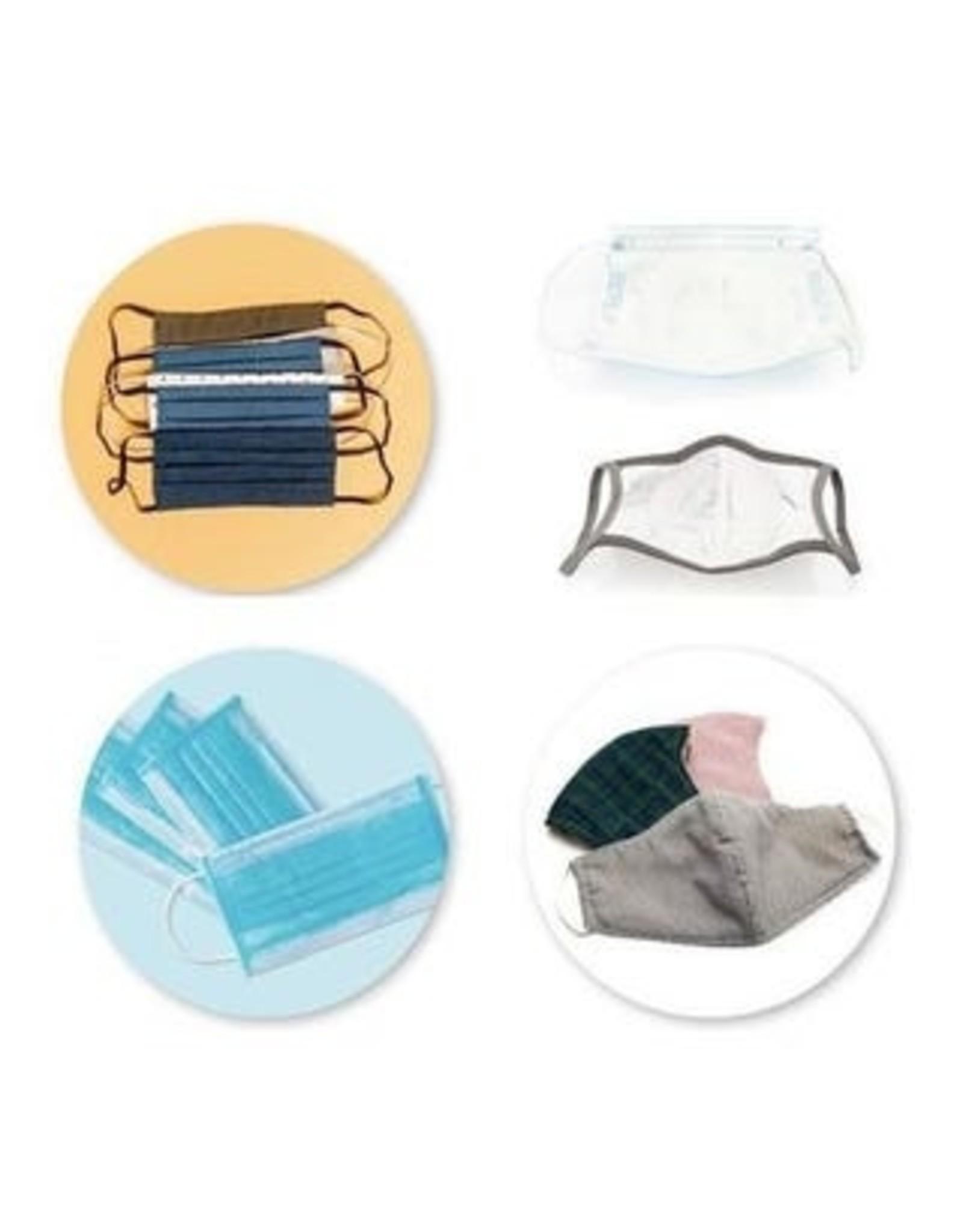 Atmungshelfer Schutz für Lippenstift