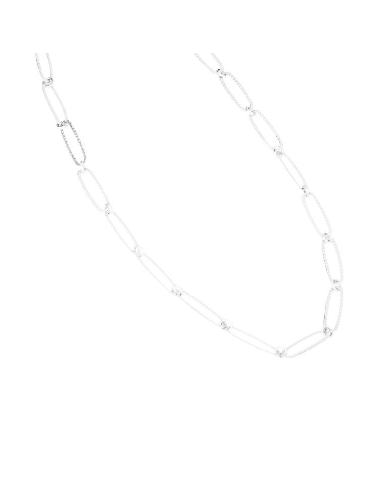 Halskette kurz Chain 925 Silber