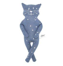 Katze Felis Sternenhimmel waschbar