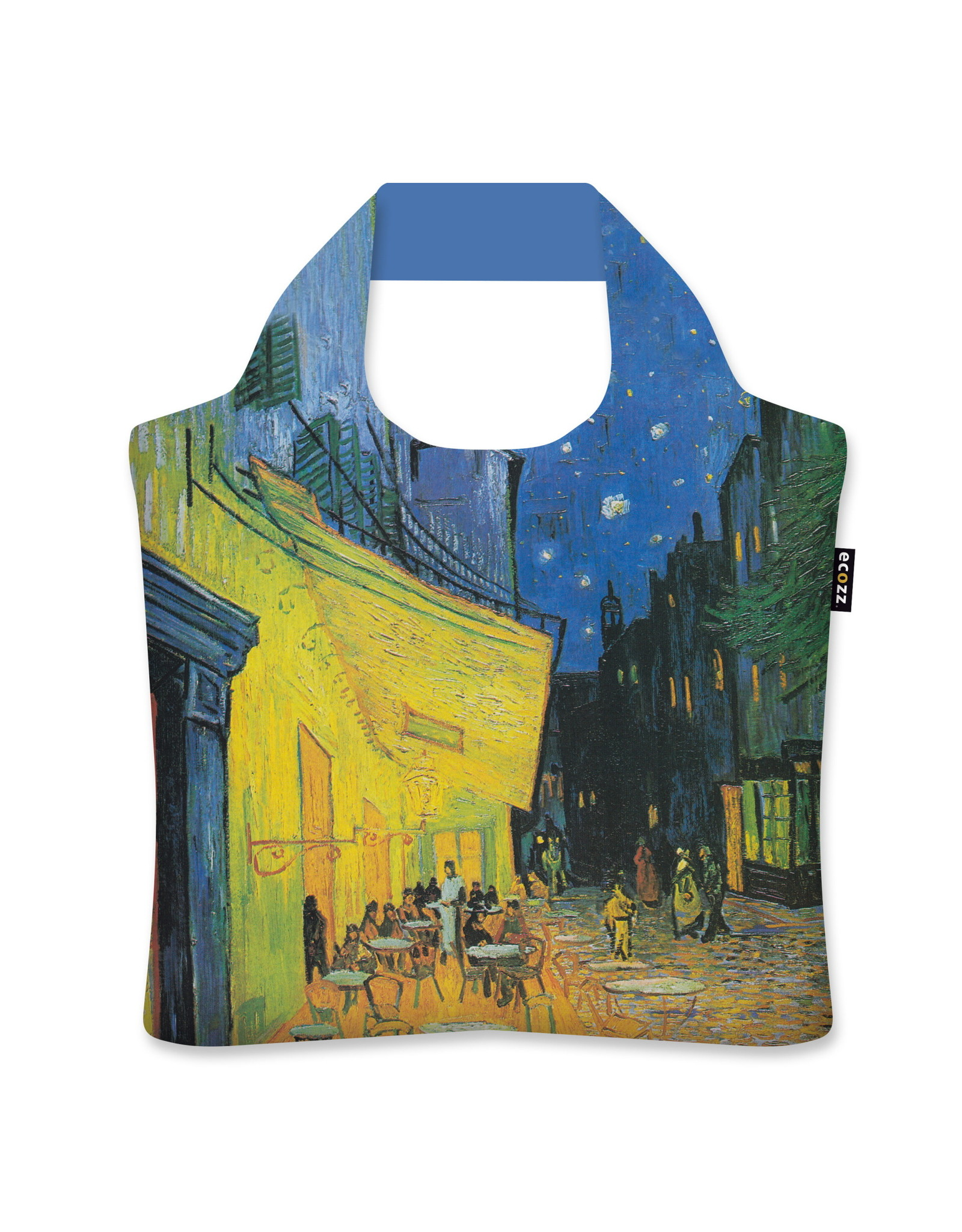 Ecozz Cafe Terrace at Night - Vincent van Gogh 100% recycled PET