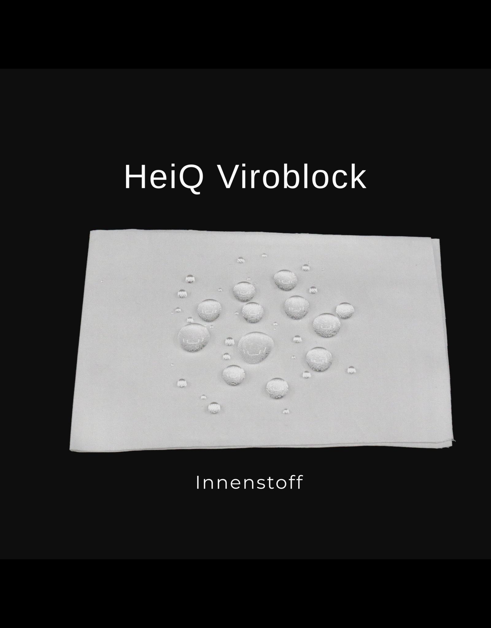 HeiqQ Viroblock Edelweiss Rosa 3-fach mit Viroblock