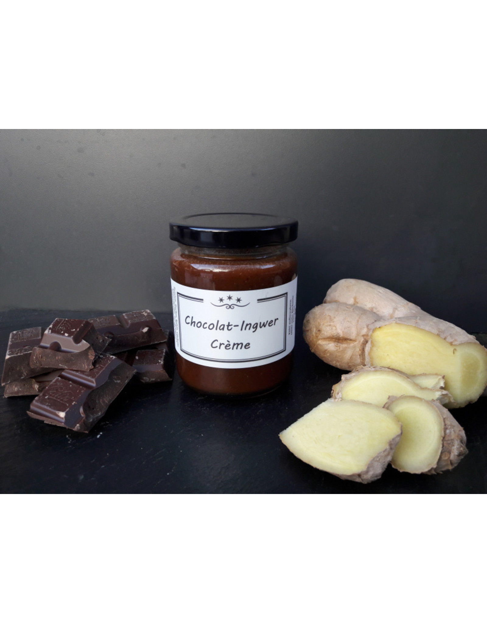 Talrose Manufaktur Chocolat & Ingwer mit Ingwer und Fleur de Sel