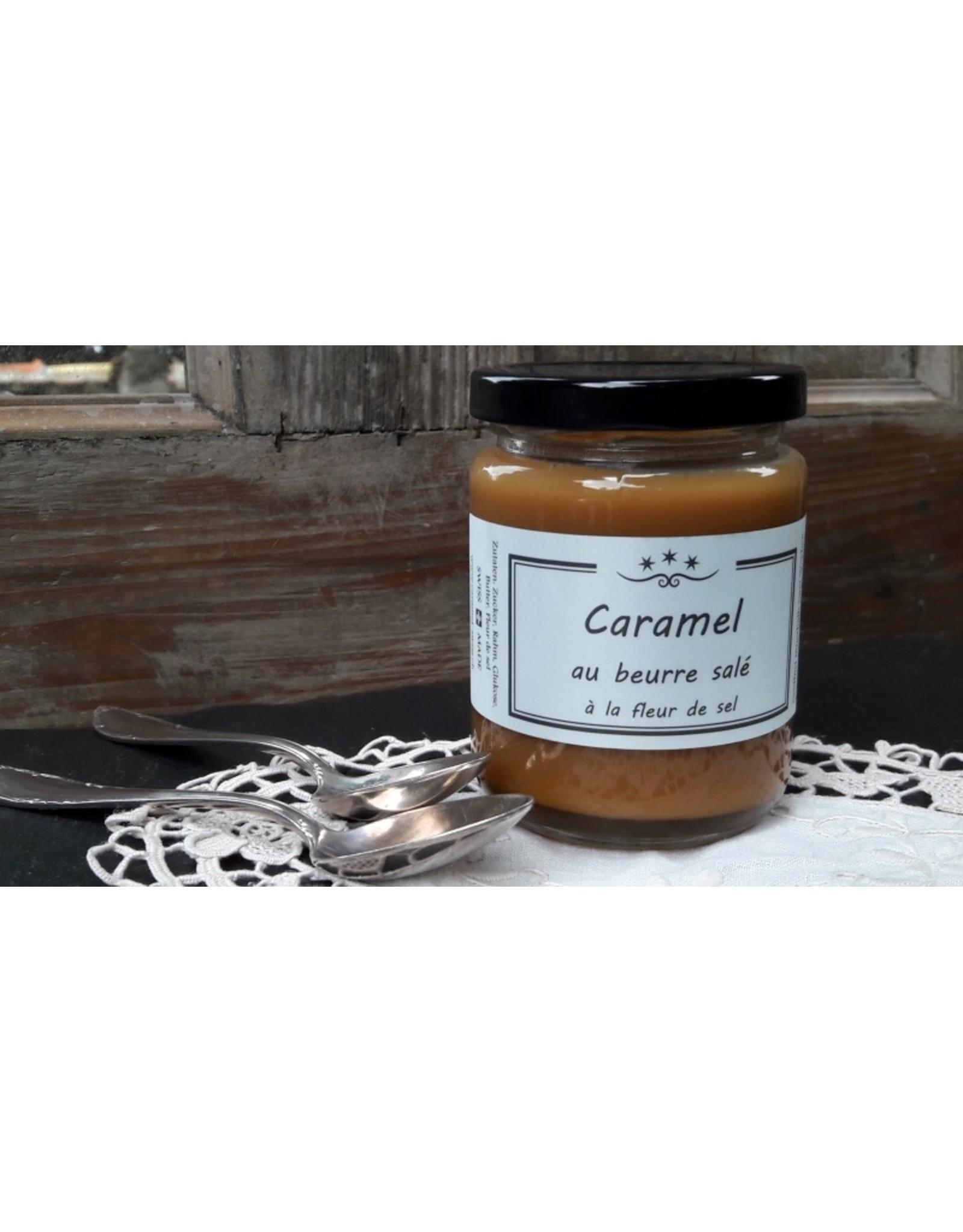 Talrose Manufaktur Caramel au beurre salé mit Fleur de Sel