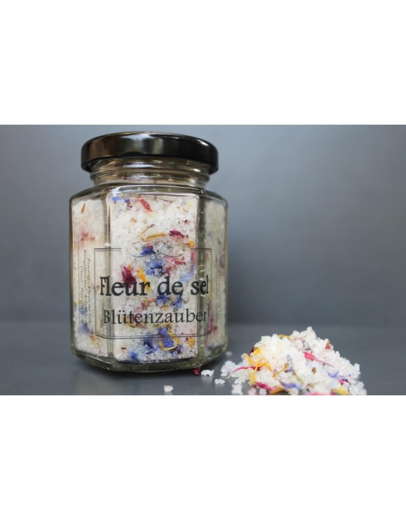 Talrose Manufaktur Fleur de Sel Blütenzauber Fleur de Sel/Ringelblumen/Kornblumen