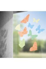 Création Baumann Gecko in the Box Farfalla mehrfarbig