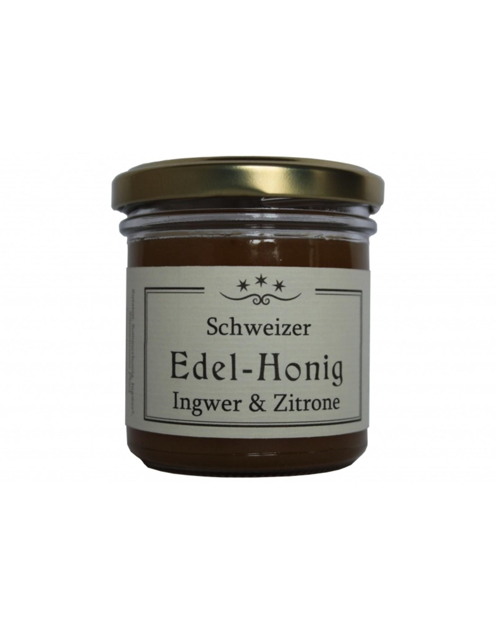 Talrose Manufaktur Edelhonig Ingwer/Zitrone mit Ingwer