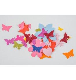 Stiftung Alpenruhe Bastelset Schmetterlinge