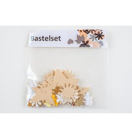Stiftung Alpenruhe Bastelset Blume