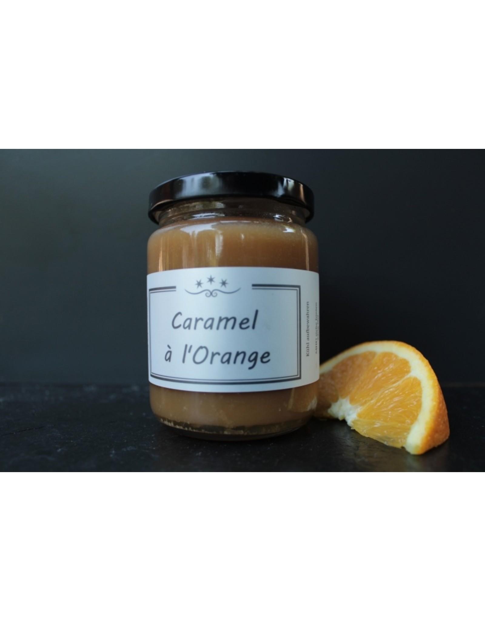 Talrose Manufaktur Caramel à l`Orange mit Fleur de Sel