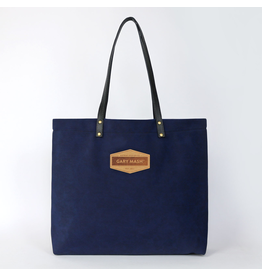 Gary Mash Shopper Bag Pure Navy