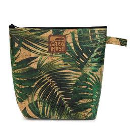 Gary Mash Kulturtasche aus Kork Palmen
