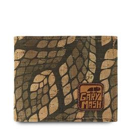 Gary Mash Korkgeldbörse Mosaik klein