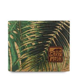 Gary Mash Korkgeldbörse Palmen klein