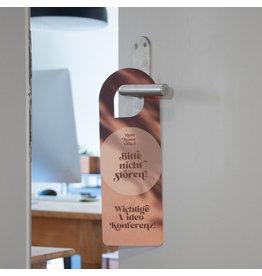 Fidea design Türgezwitscher Homeoffice